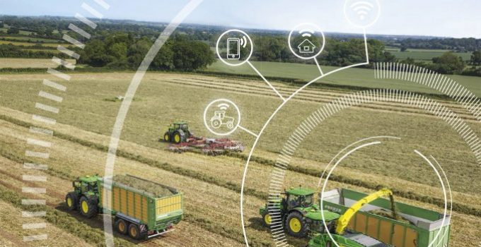 Automação na Agricultura
