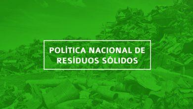 Foto de Política Nacional de Resíduos Sólidos